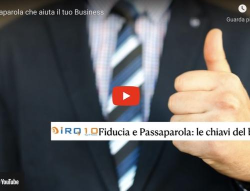 IRQ10 | webinar : Relazioni di fiducia con il passaparola